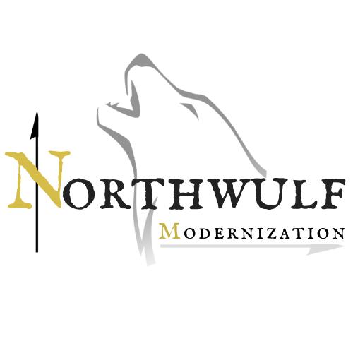 NorthWulf - Logo Modernization